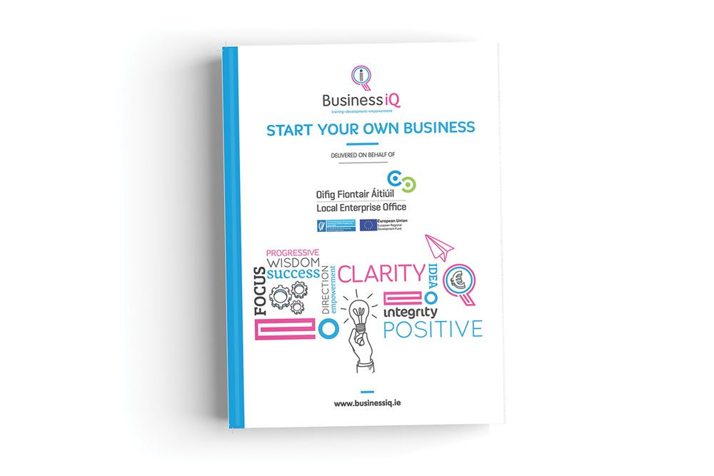 start your own business manual business iq programme cork ireland